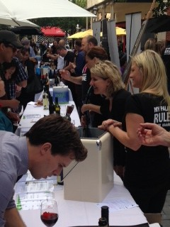 Great to see so many folk enjoying the My Palate Rules tasting with @Adelaidehillswine