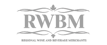 Regional Wine and Beverage Merchants Logo stock Bathe Wines